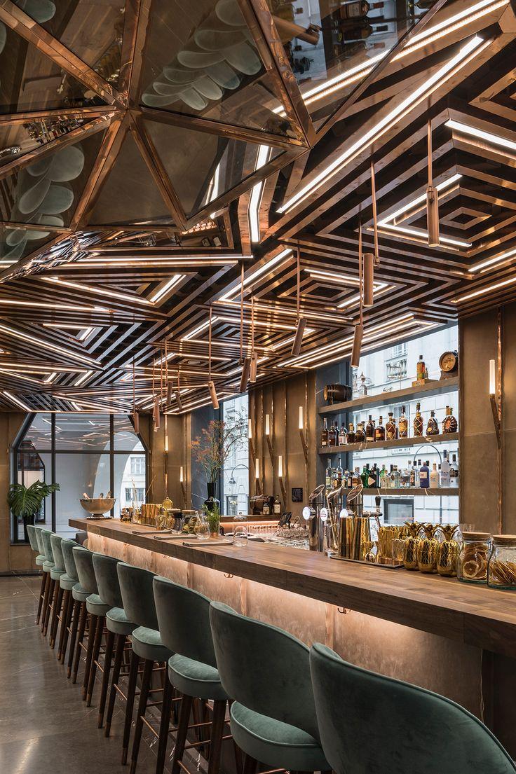 Дизайн интерьера кафе, ресторана в Астане, Нур-Султане